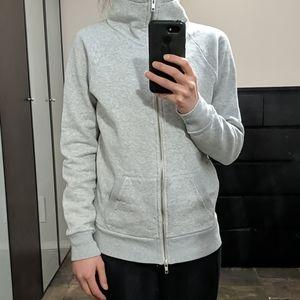 J. Crew full zip sweater